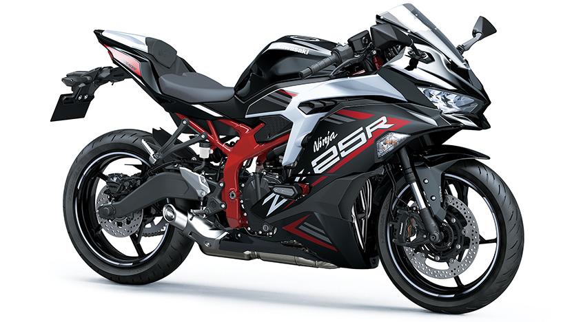ราคาและตารางผ่อน ดาวน์ Kawasaki Ninja ZX25R 2020