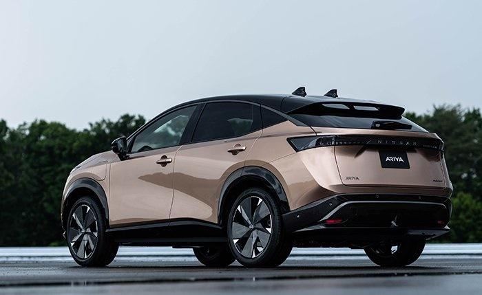 Nissan Ariya 2020มี 2 ทางเลือก 4 รุ่นย่อย
