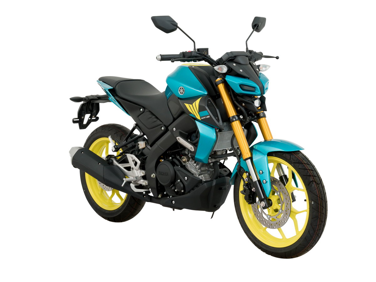 2020 Yamaha MT 15