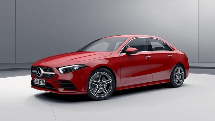 Mercedes-Benz A-Class ราคา 2.49 ล้านบาท
