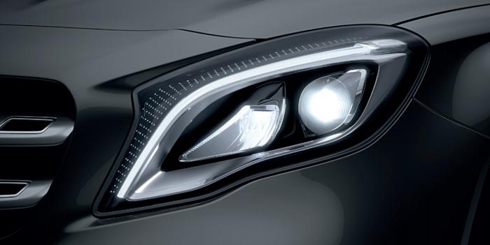 ไฟหน้าแบบ LED High Performance