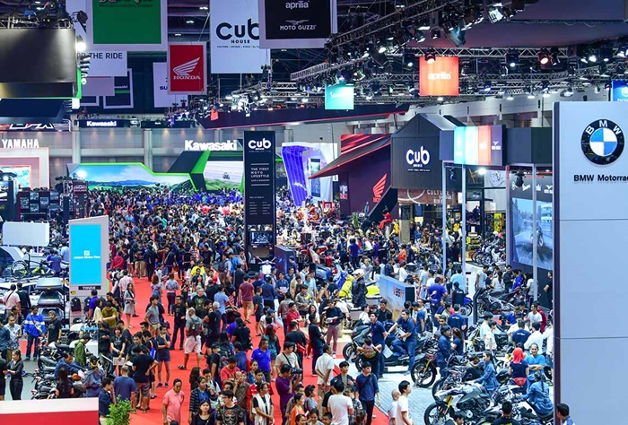 Bangkok Motor Show 2020