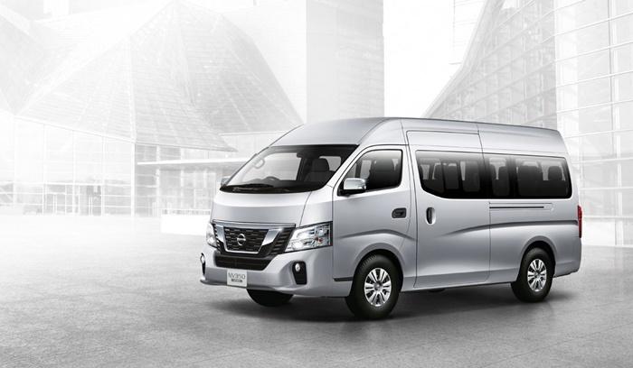 Nissan Urvan 2020 - 2021