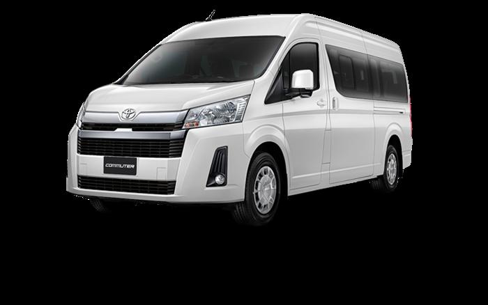 Toyota Commuter 2020 - 2021