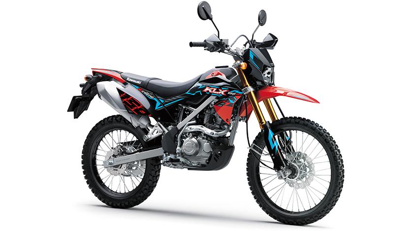 ราคาและตารางผ่อน ดาวน์ Kawasaki KLX150