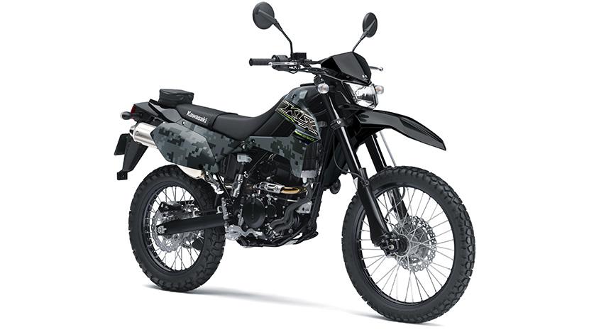 ราคาและตารางผ่อน ดาวน์ 2021 Kawasaki KLX250