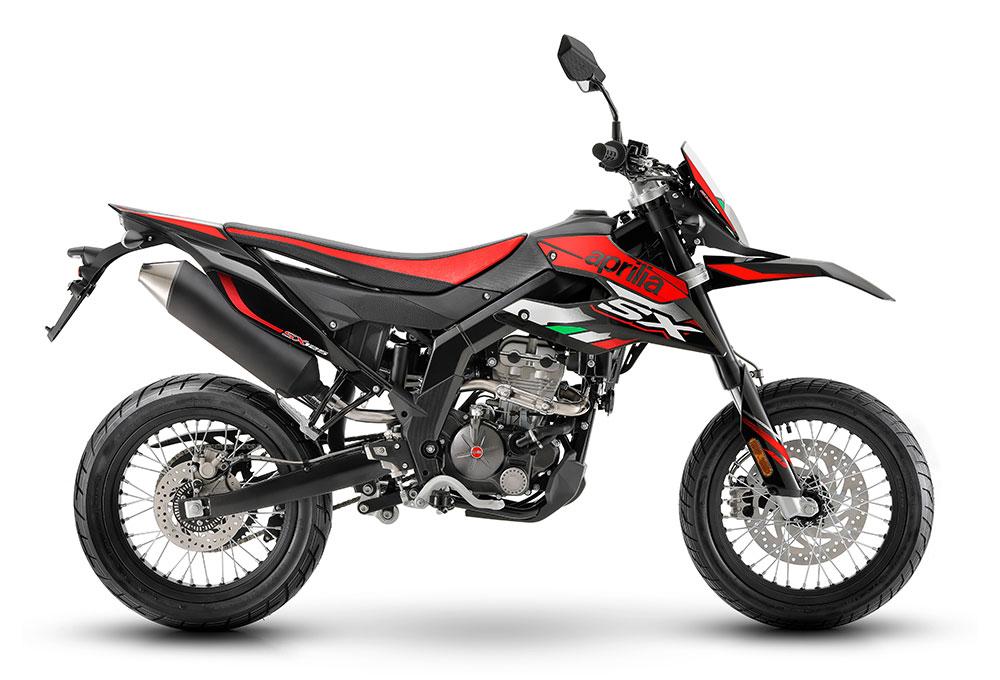 2020 Aprilia RX125 / SX125