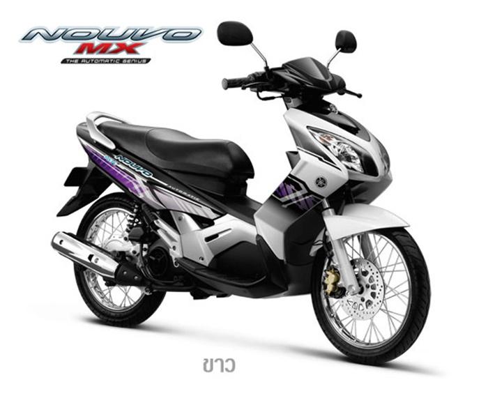 Yamaha Nouvo MX