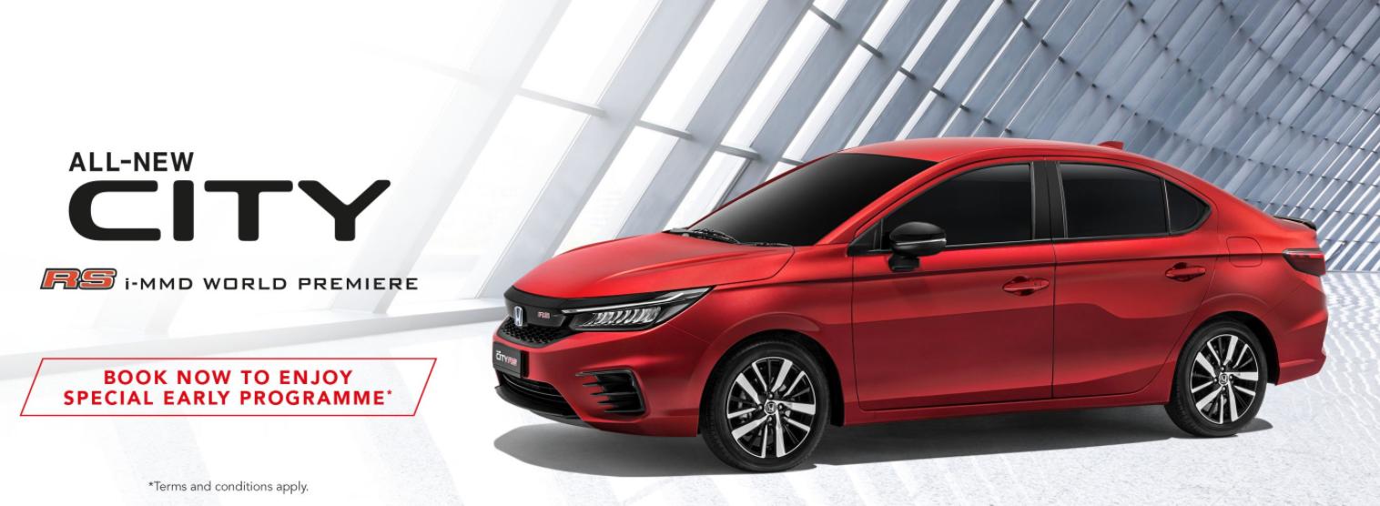 Honda City Hybrid 2021
