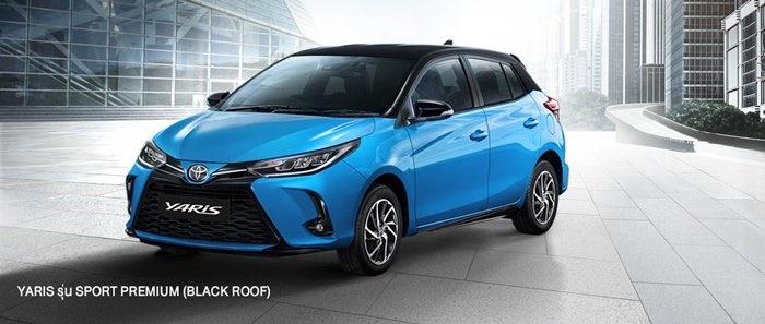Toyota Yaris 2020 ราคาเริ่มต้น 5.49 แสนบาท