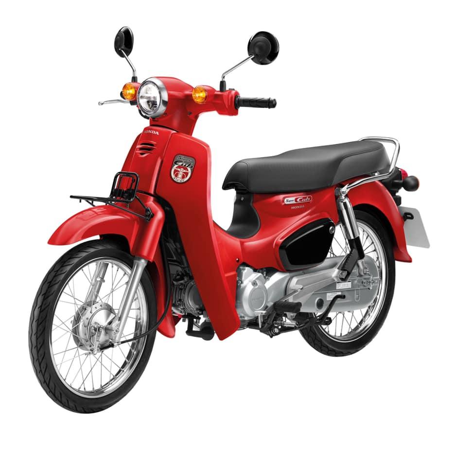 ราคาและตารางผ่อน ดาวน์ Honda Super Cub