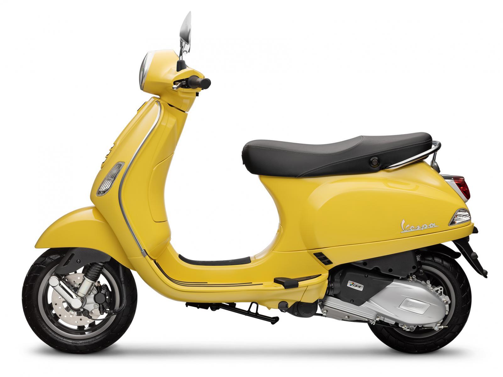 Vespa LX 125 I-GET 10TH ANNI 2020