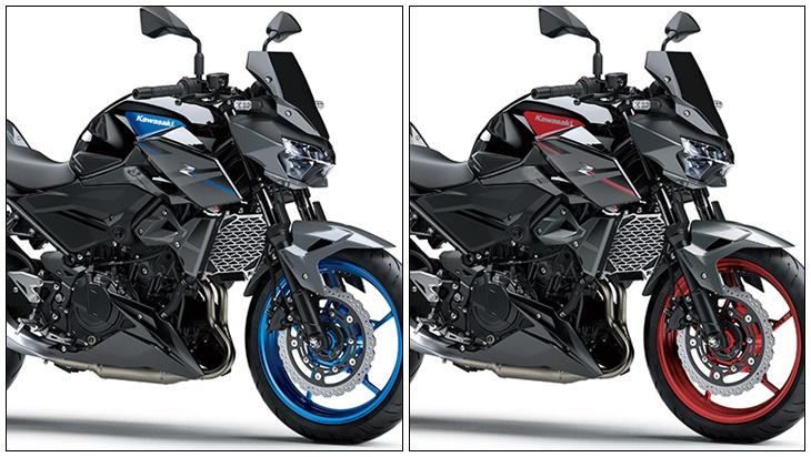 ราคาและตารางผ่อน ดาวน์ Kawasaki Z400