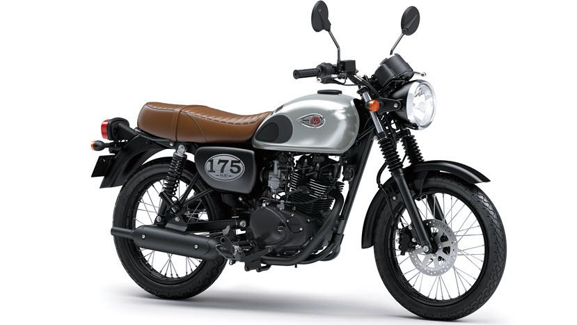 ราคาและตารางผ่อนรถ Kawasaki W175