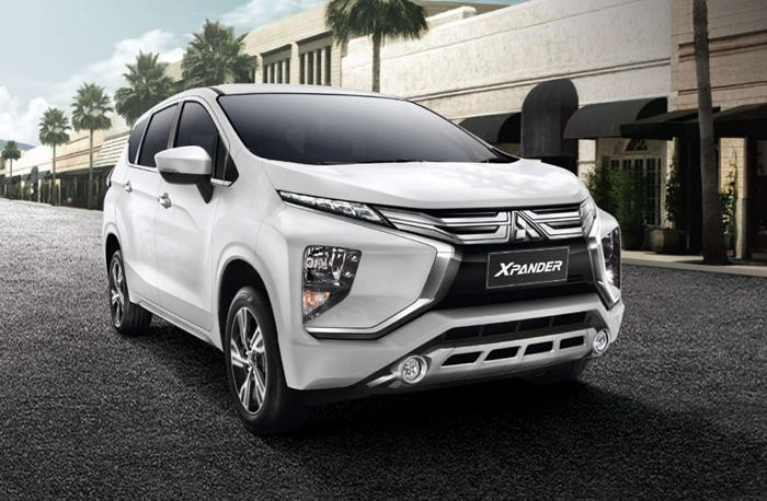 Mitsubishi Xpander 2021 ไมเนอร์เชจน์