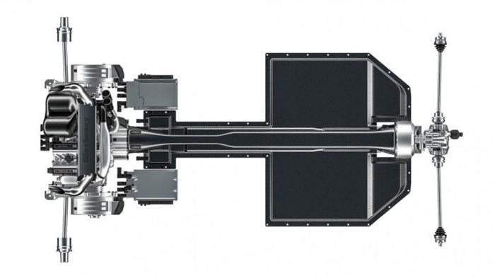 เครื่องยนต์ขนาดเล็กน้ำหนัก 70 กิโลกรัม