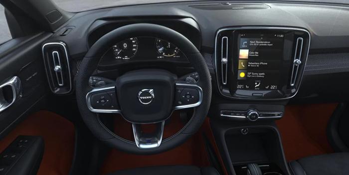 ภายใน Volvo XC40 Recharge T5 2021