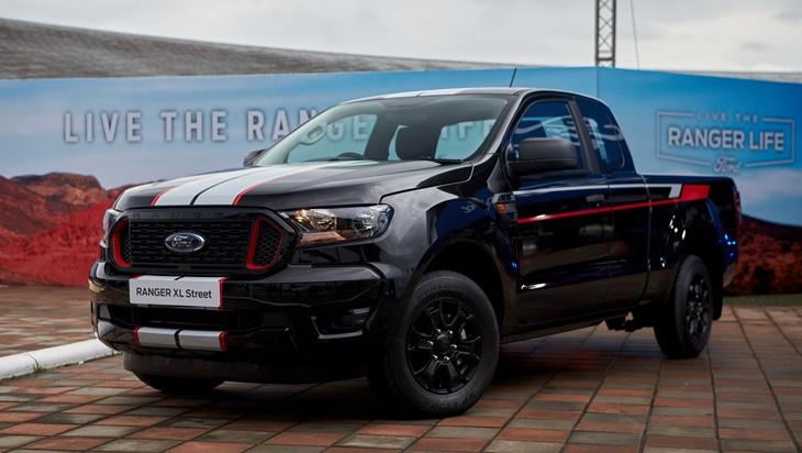 ราคาและตารางผ่อน ดาวน์ Ford Ranger