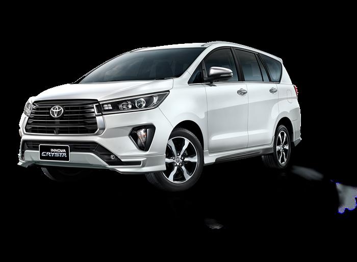 ภายนอกของ Toyota Innova 2021