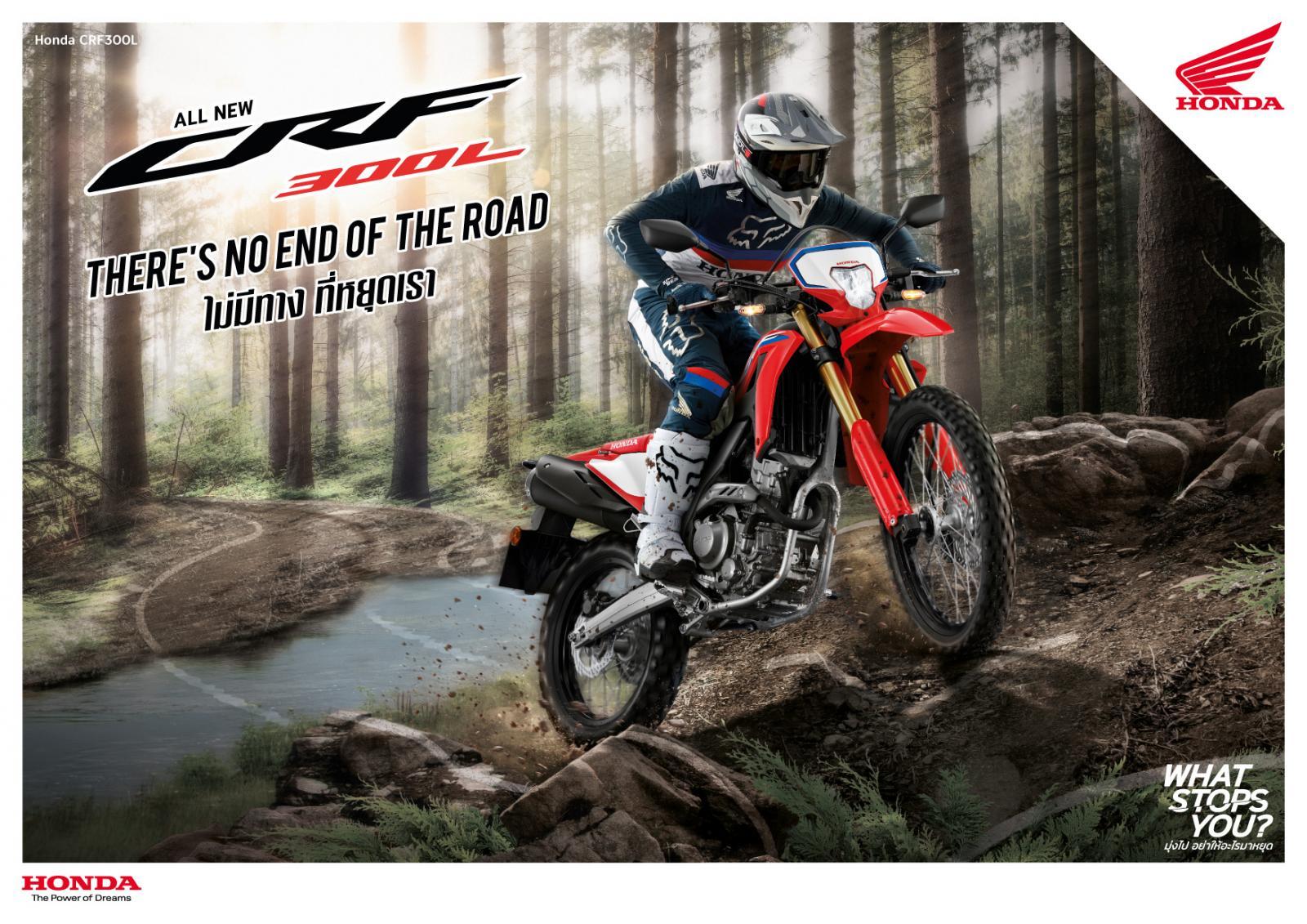 2021 Honda CRF300
