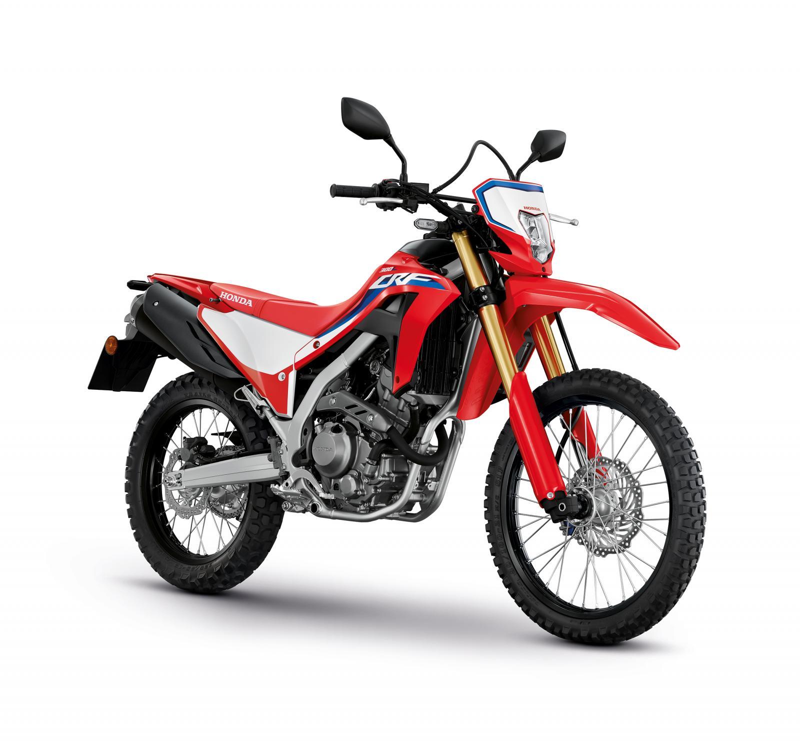ราคาและตารางผ่อน ดาวน์ 2021 Honda CRF300L