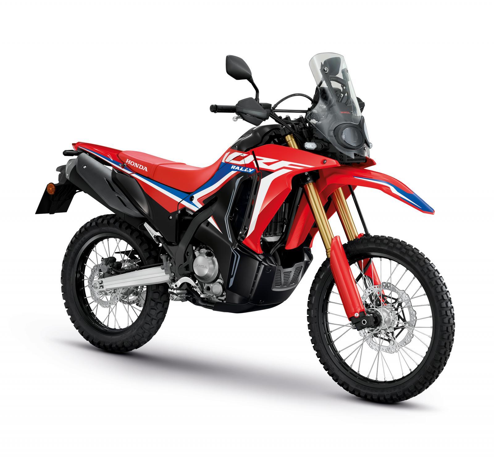 ราคาและตารางผ่อน ดาวน์ 2021 Honda CRF300 Rally