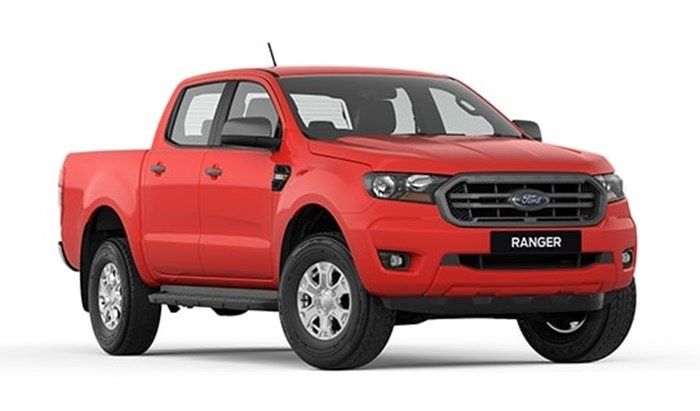 Ford Ranger Double Cab XL+