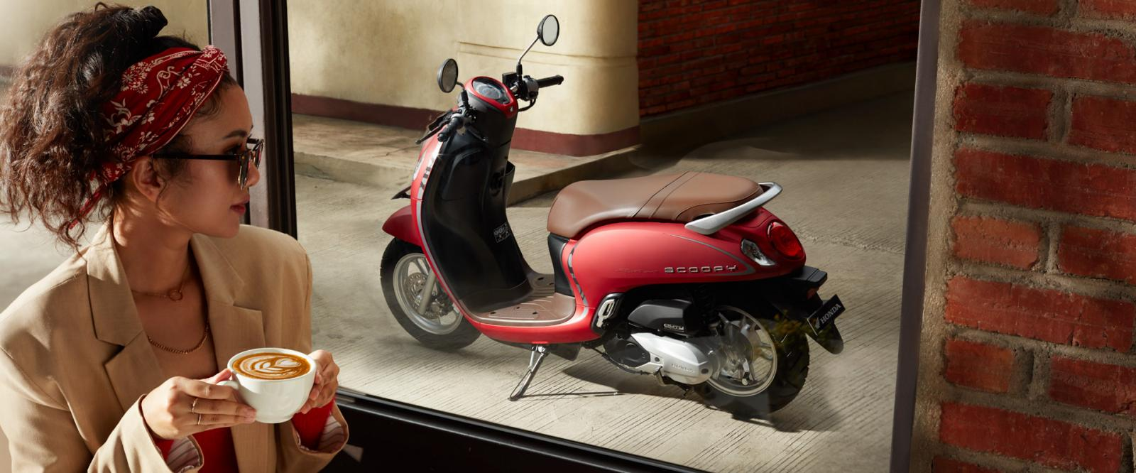 2021 Honda Scoopy