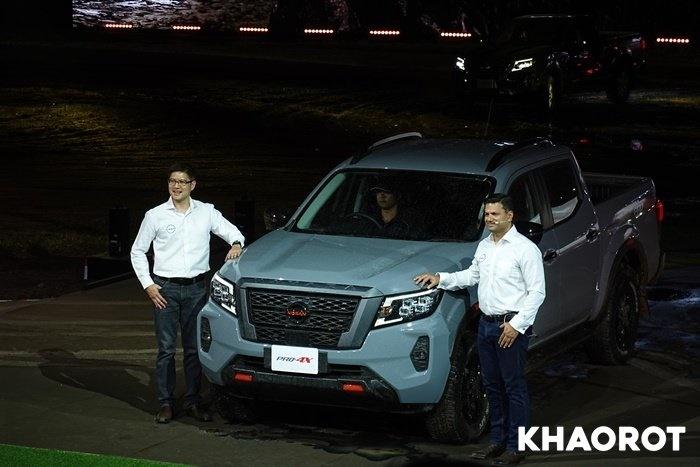 Nissan Navara 2021 ราคาเริ่มต้น 599,000 บาท