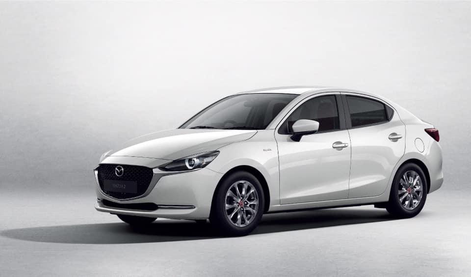Mazda 100th Anniversary Edition