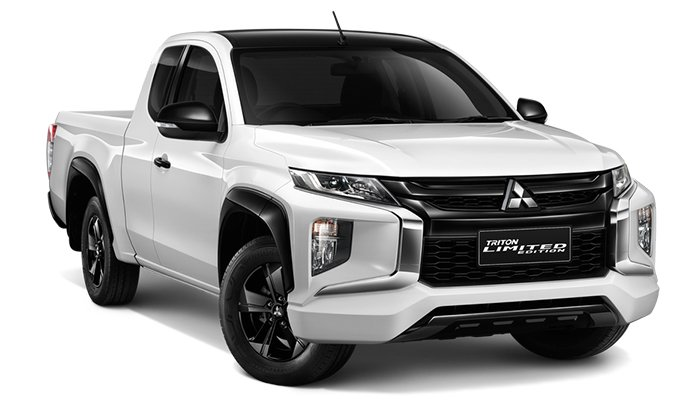 Mitsubishi Triton Mega Cab GLX 2021 Limited Edition