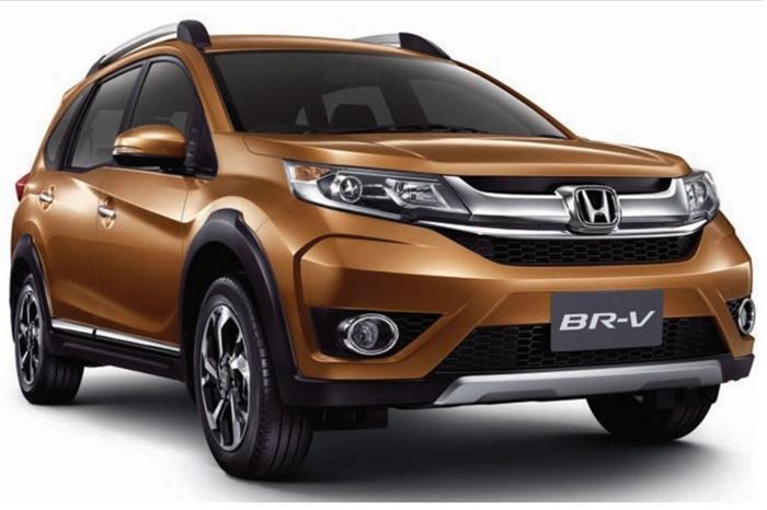 Honda BR-V (รุ่น 7 ที่นั่ง)