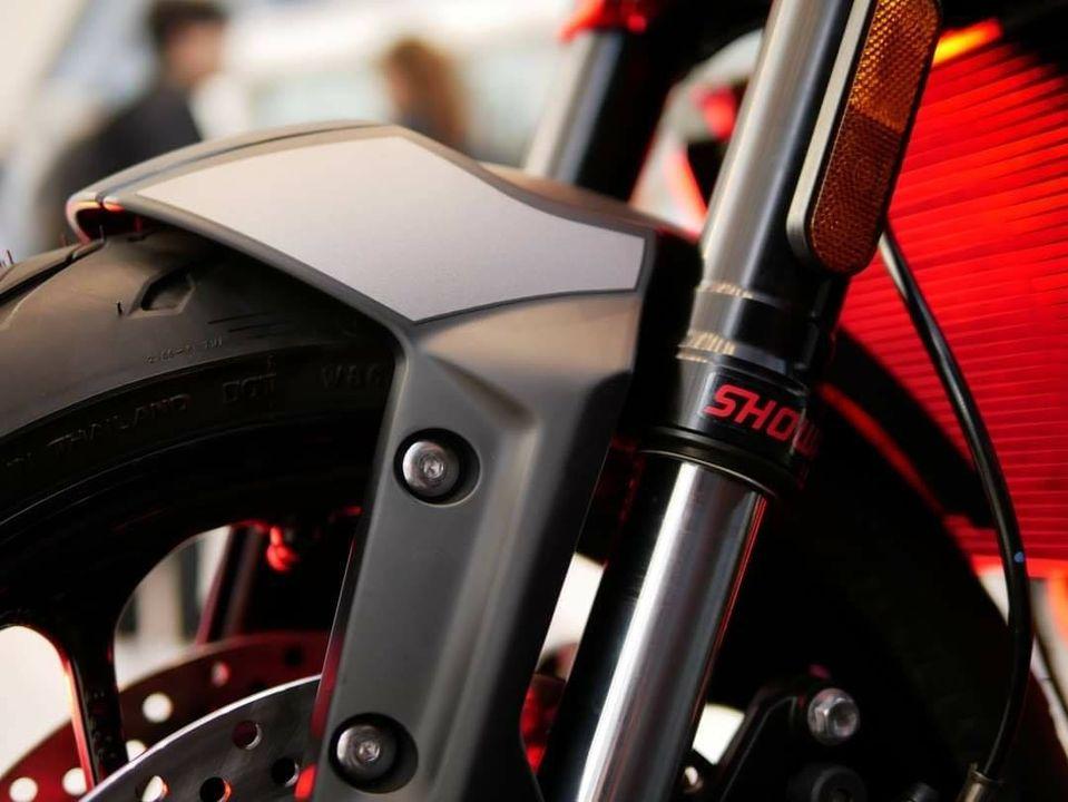 ราคาและตารางผ่อน ดาวน์ 2021 Triumph Trident 660