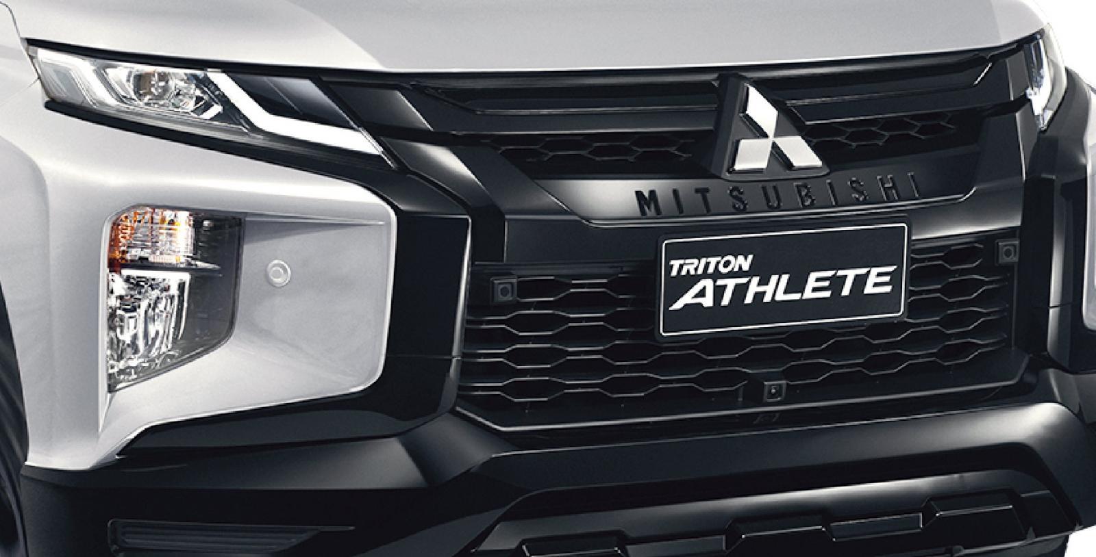 2021 Mitsubishi Triton Athlete GT