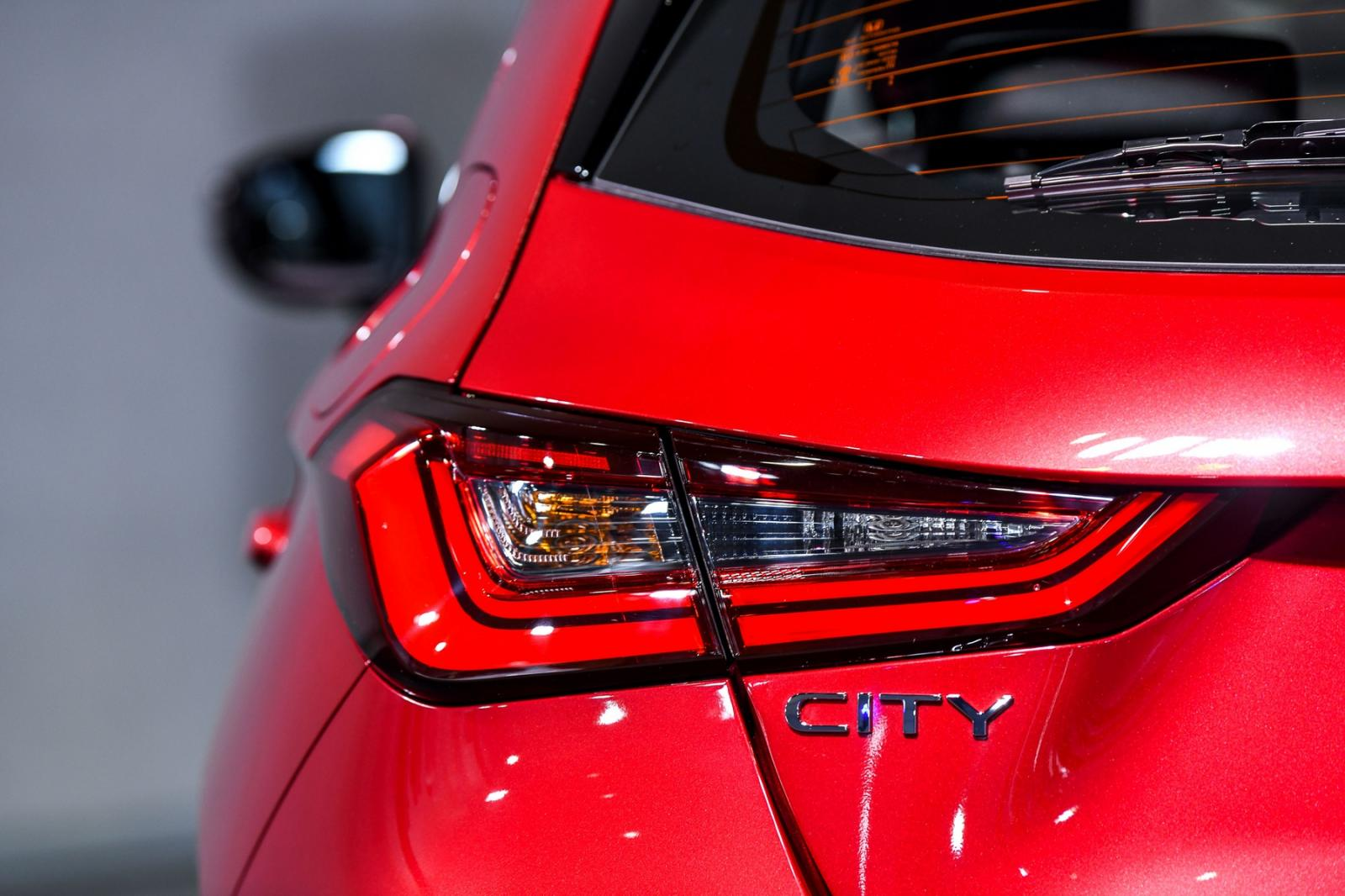 2021 Honda City Hatchback