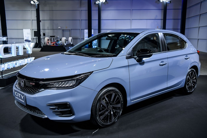 Honda City Hatchback ราคาเริ่มต้น 599,000 บาท