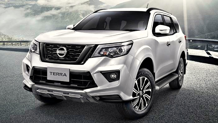 2021 Nissan Terra