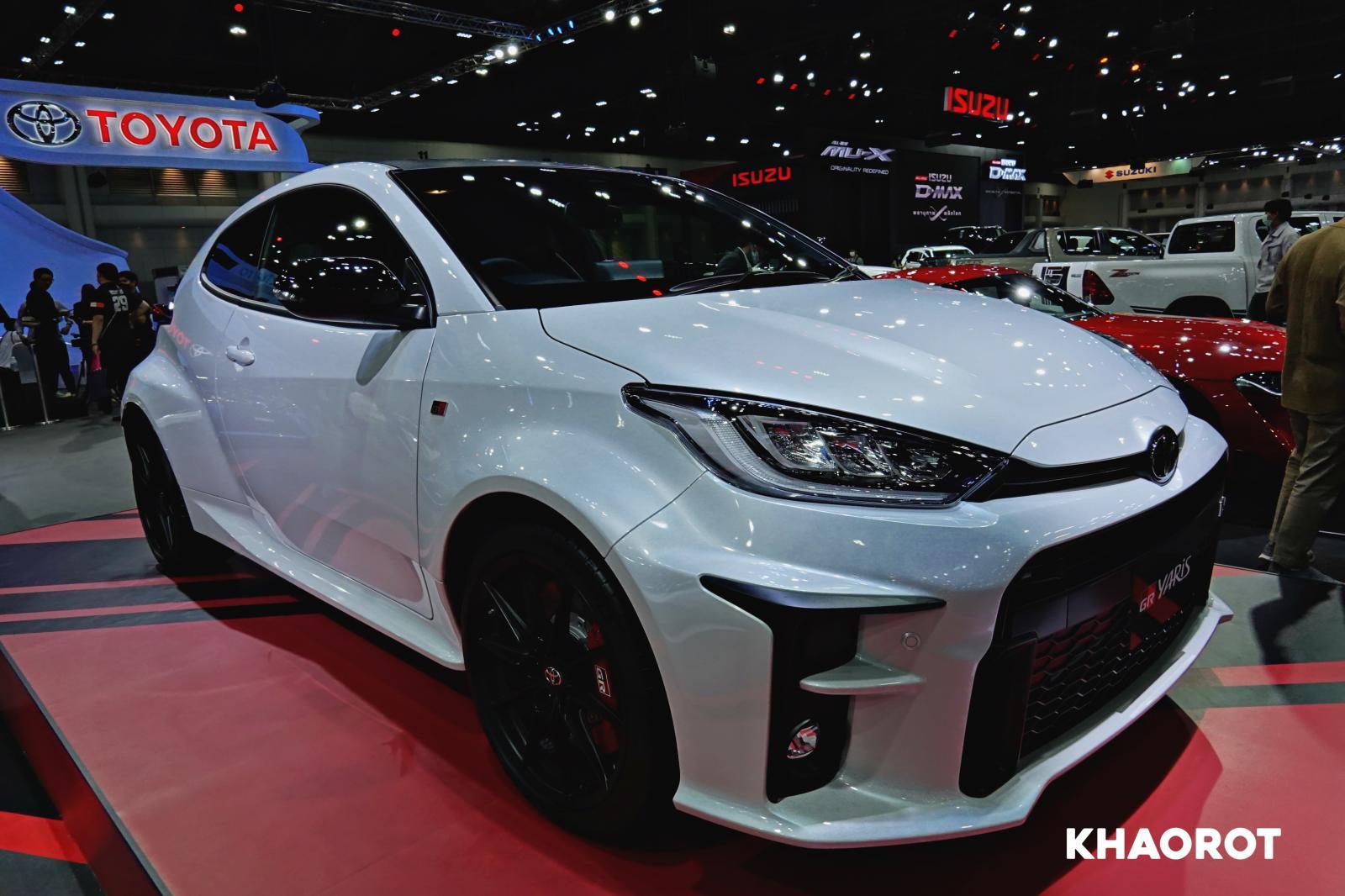 2021 Toyota GR Yaris