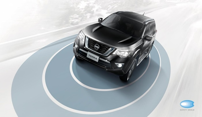 Nissan Terra 2021 ราคาเริ่มต้น 1.299 ล้านบาท