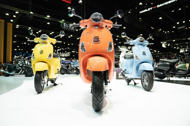 ยอดจองรถมอเตอร์ไซค์ Motor Expo 2020