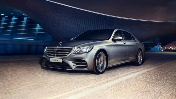 Motor Expo exclusive offers: S-Class mySTAR offer