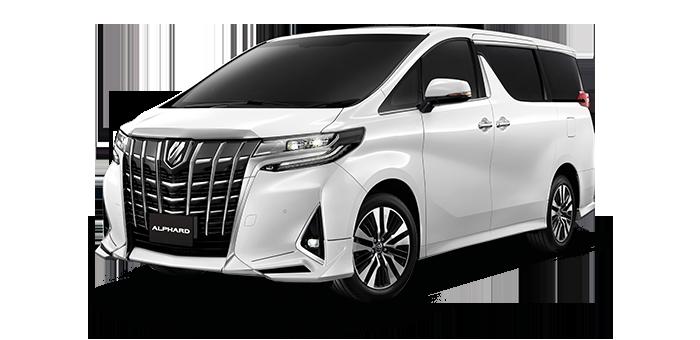 ปัญหา Toyota Alphard