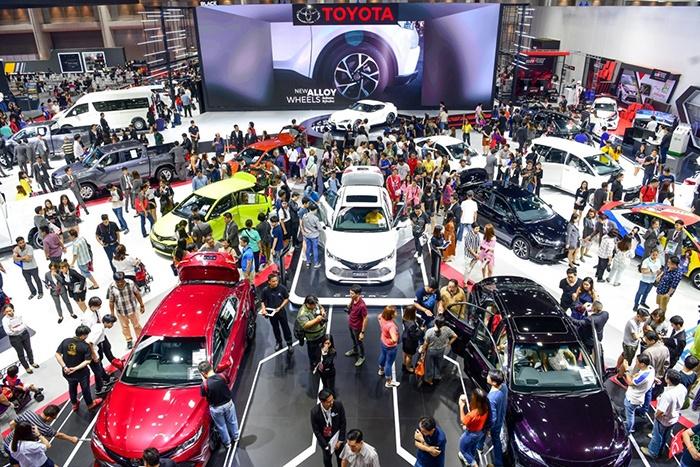 ภาพจากงาน Motor Expo 2019
