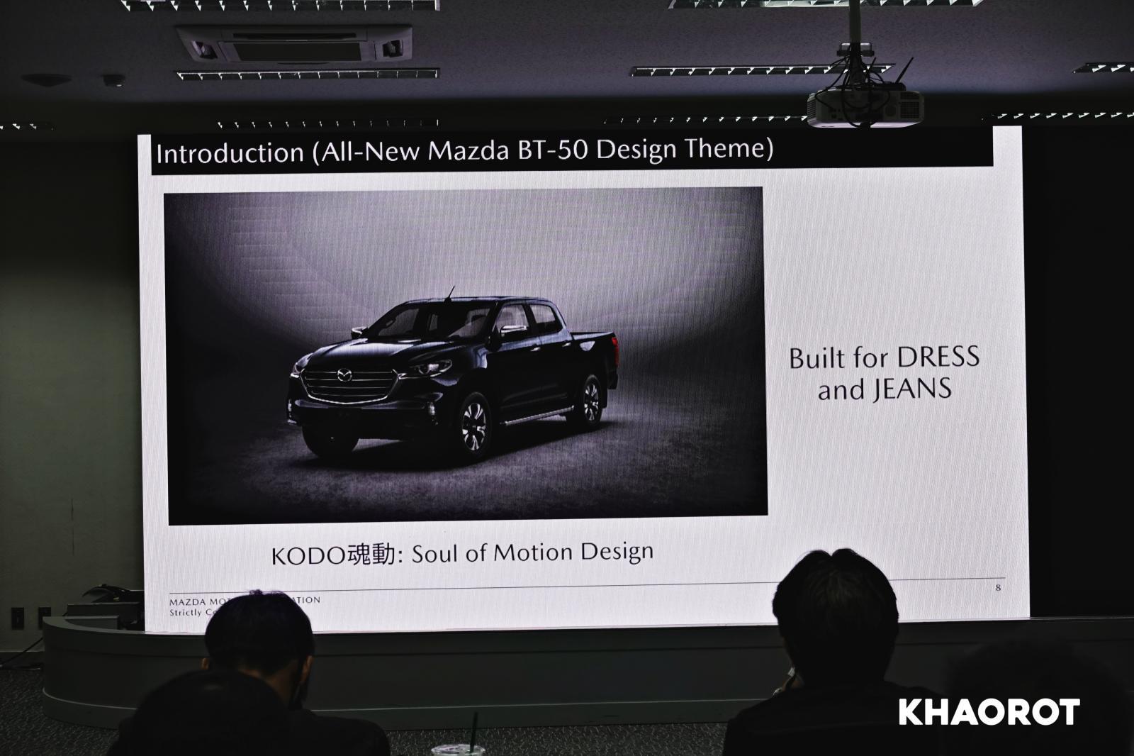 2021 Mazda BT-50
