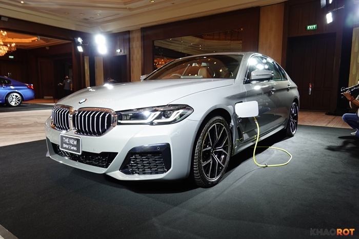 BMW 530e 2021 (บีเอ็มดับเบิลยู 530อี)
