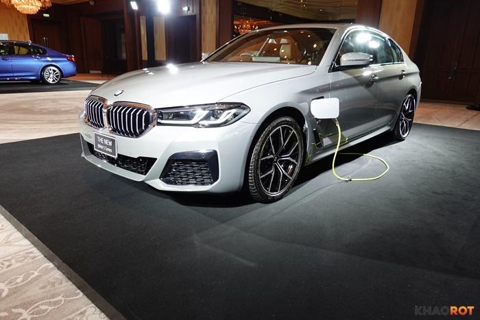 BMW 530e ราคาเริ่มต้น 2.999 บาท