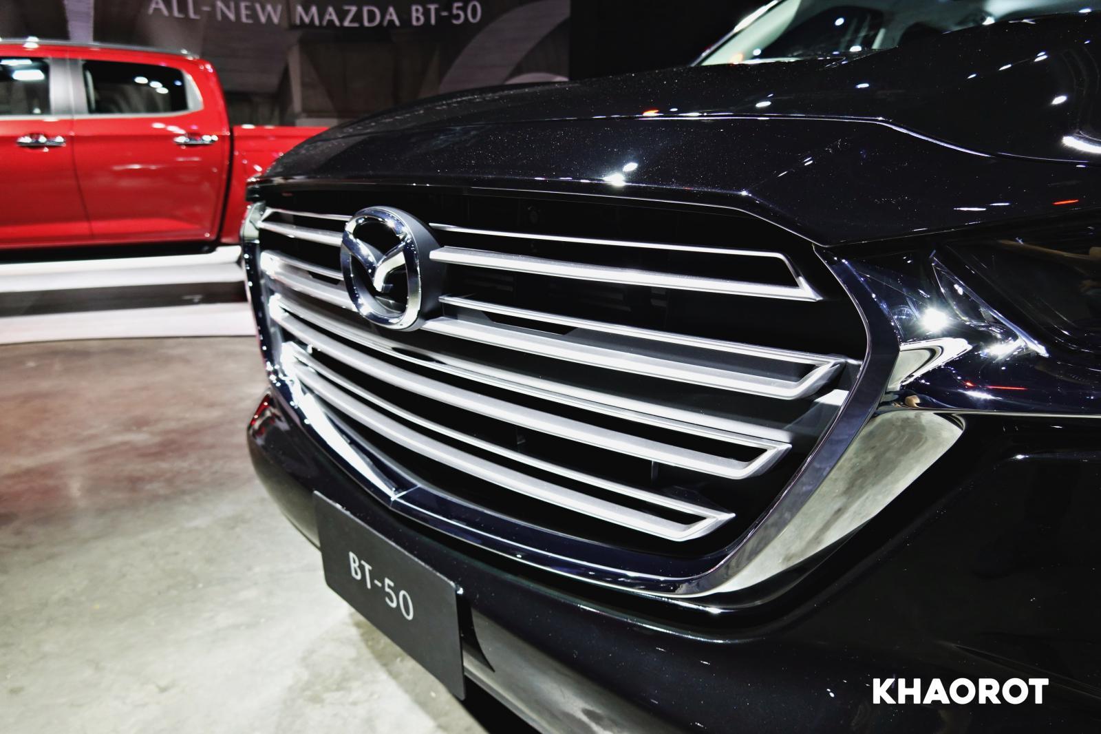 Mazda BT-50 2021