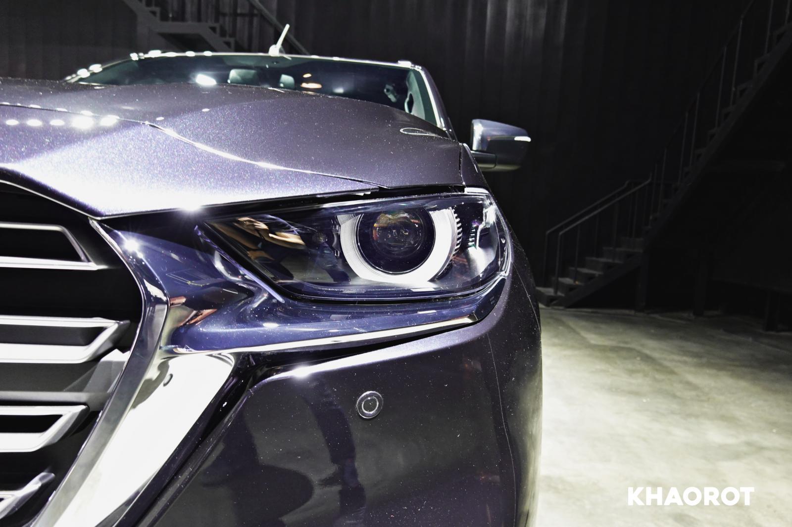 ราคาและตารางผ่อน ดาวน์ Mazda BT-50