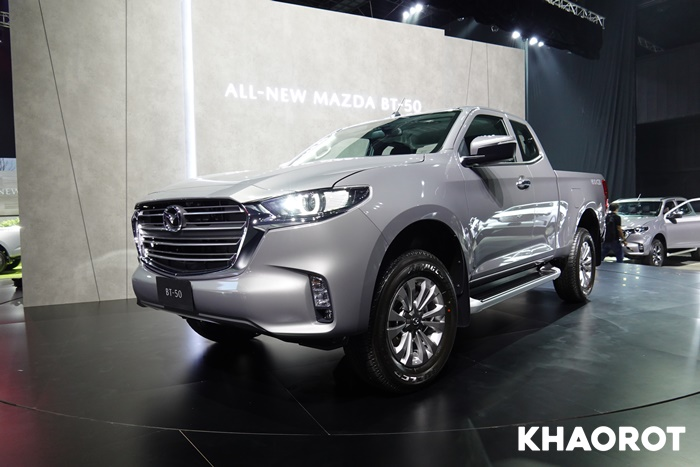 All-New Mazda BT-50 รุ่น Freestyle Cab