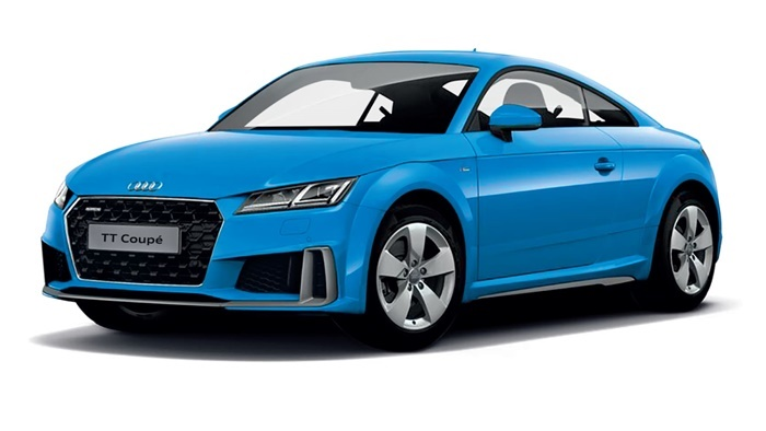 Audi TT Coupe 2021